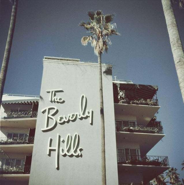 , 'Beverly Hills Hotel,' 1957, Undercurrent Projects