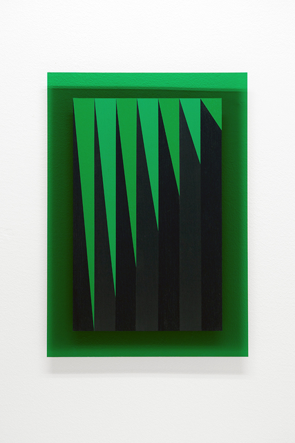 , 'The Green Series 4,' 2017, ELASTIC Gallery