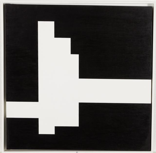 Aurelie Nemours, 'Untitled (Structure du Silence)', 1984, CO | MO