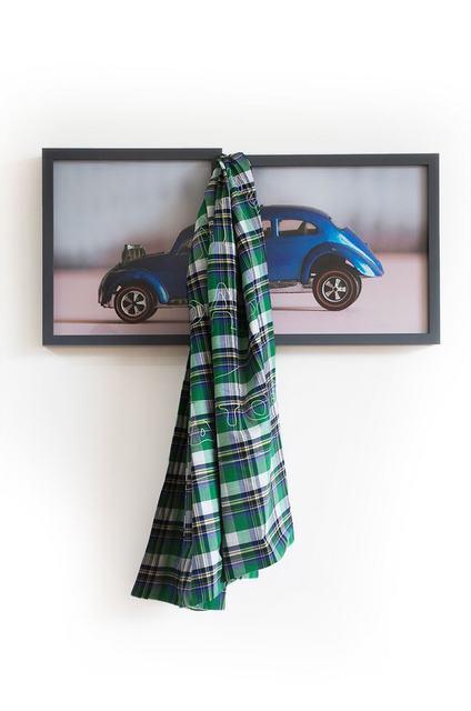 , 'Blue Volkswagen,' 2018, Blindspot Gallery