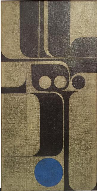 , '4 Ever ,' 1964, Leon Tovar Gallery