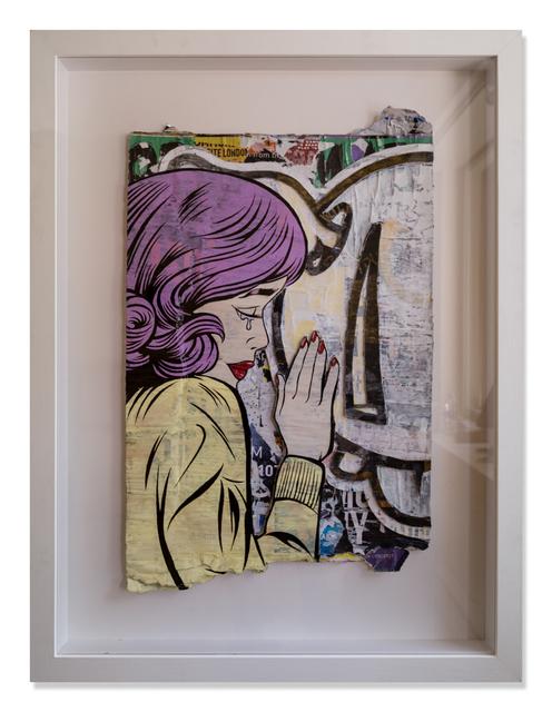 , 'Wall Hugger 1,' 2018, Treason Gallery
