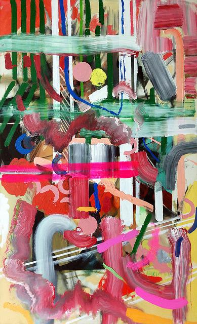 , 'Engine Conscious,' 2013, Anna Laudel