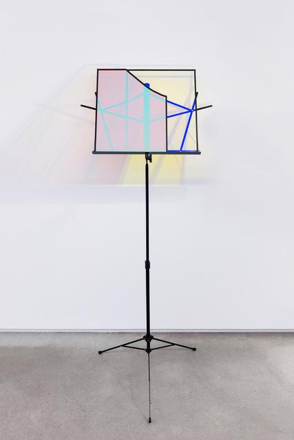 , 'Eco [Echo],' 2019, Casa Triângulo