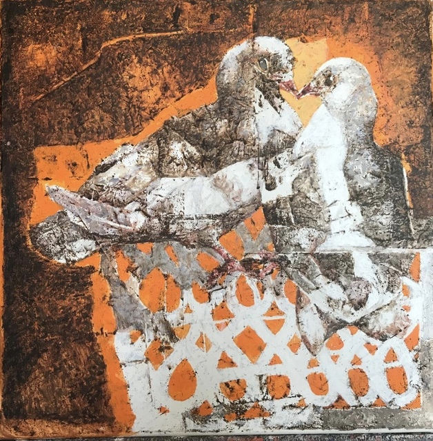 Jamil Naqsh, 'Untitled', 2010 -2020, Painting, Oil on canvas, Eye For Art Houston