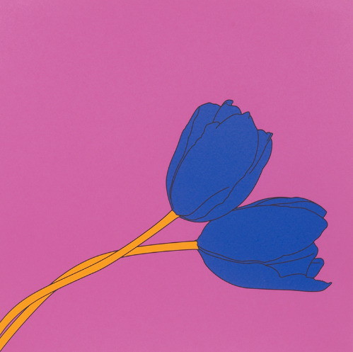 , 'Tulips (after Robert Mapplethorpe),' 2017, Bridgeman Editions