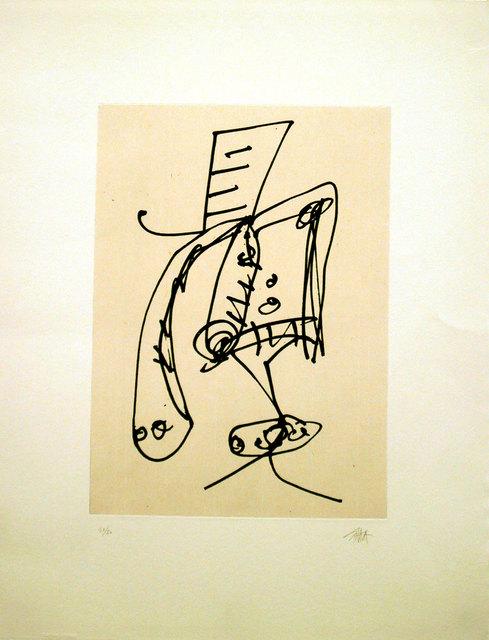 , 'Mujer con sombrero,' , Sala Parés