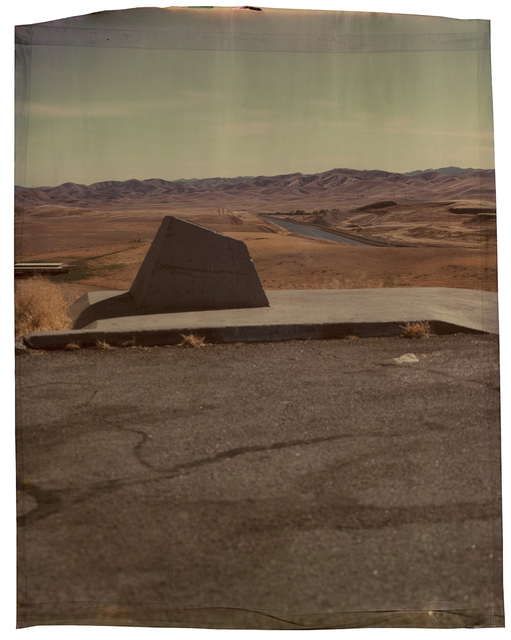 , 'I-5 at Vista Point West,' 2012, ROSEGALLERY