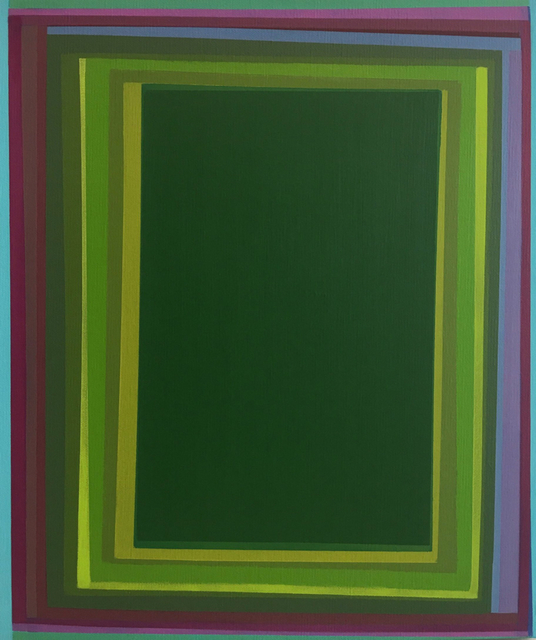 , 'Green grin,' 2017, Art Porters