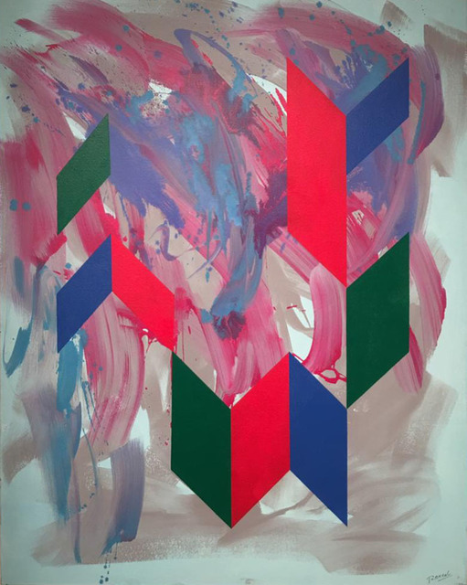 Claudio Roncoli, 'NY 16', ArtLabbé Gallery