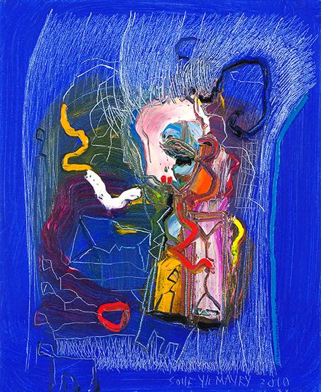 Soile Yli-Mäyry, 'Dream Bridge', 2010, Walter Wickiser Gallery