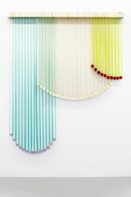 Eva LeWitt, 'Untitled (A3-A)', 2018, VI, VII