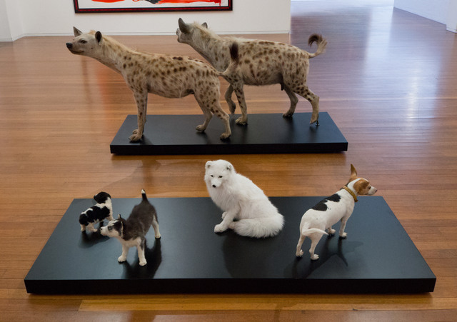 , 'Culture and Australian Culture,' 2013, Roslyn Oxley9 Gallery
