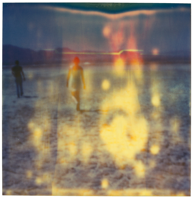 Stefanie Schneider, 'Day for Night - Mindscreen 11 ', 1999, Photography, Analog C-Print (Vintage Print), hand-printed by the artist, based on an expired Polaroid, not mounted, Instantdreams