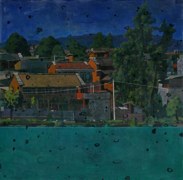 , 'Quiet Mountain Village,' 2014, Gallery LVS