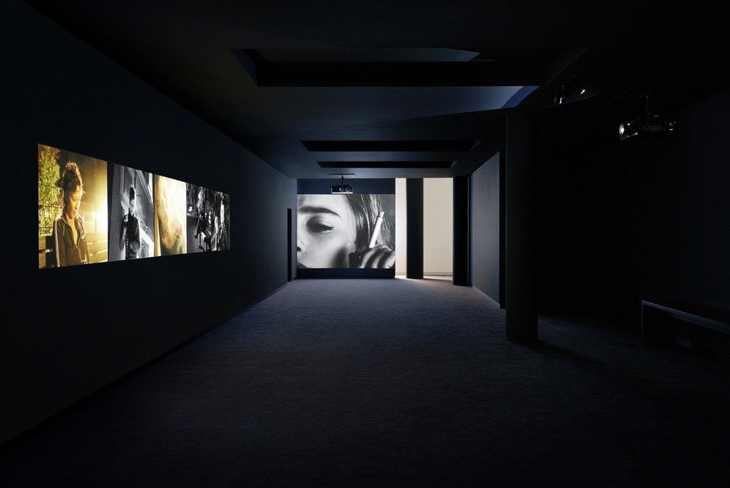 Femme d'Anvers en Novembre 2008 copyright Chantal Akerman,Copyright  Christian Kain, Courtesy Fondation Louis Vuitton