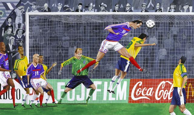 , '1998: The Great Zidane,' 2006, Modernism Inc.