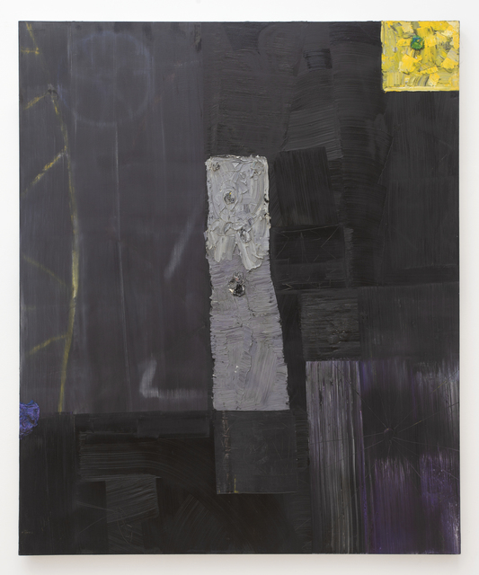 , 'Culture, Time, Sound,' 1994, Haines Gallery