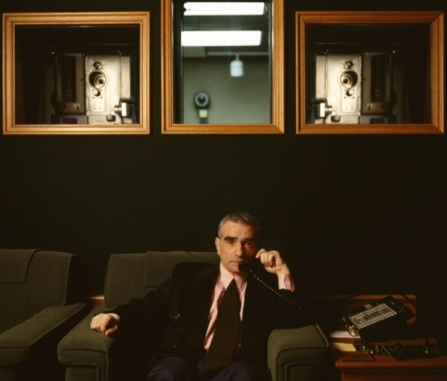 , 'Martin Scorsese, Screening Room,' 1995, Mouche Gallery