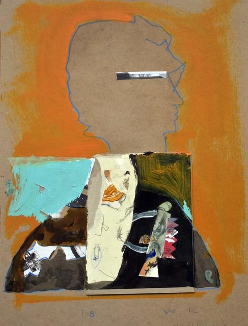 , 'Hardly Look,' 2018, Denise Bibro Fine Art