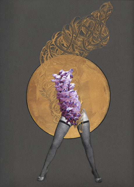 , 'Wisteria Dancer,' 2017, Linda Warren Projects