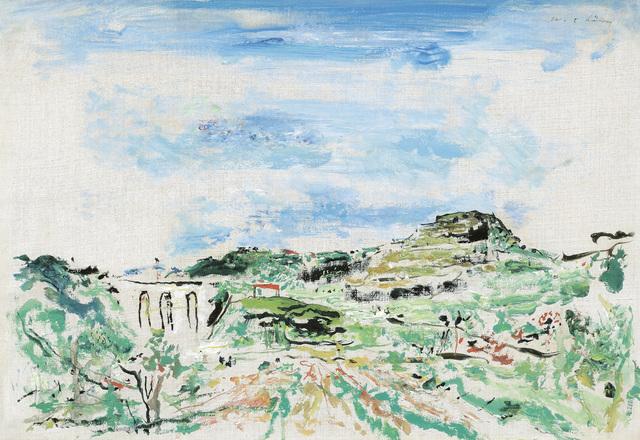 , 'Landscape in the south of France,' ca. 1935, Galerie Kovacek