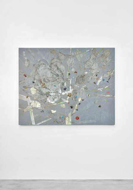 , 'Hommage à Hokusaï et Baldaev,' 2013, Galerie Christophe Gaillard