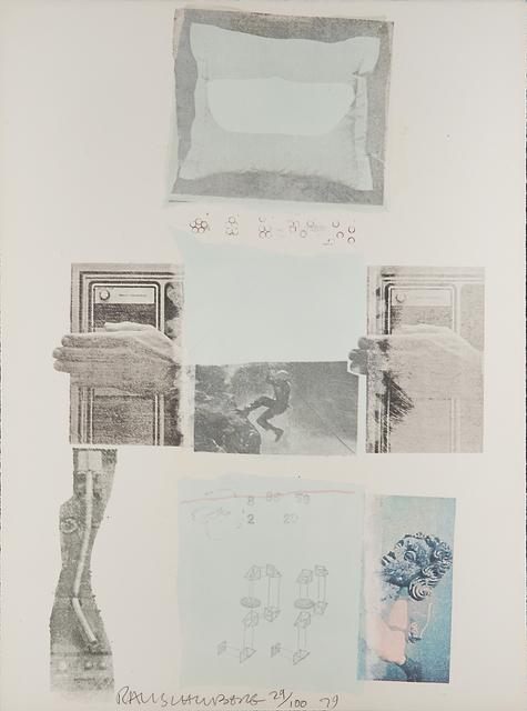 Robert Rauschenberg, 'Two Reasons Birds Sing', 1979, Rago