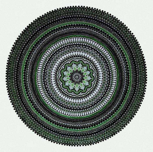 , 'Square a circle 7,' 2013, Kukje Gallery