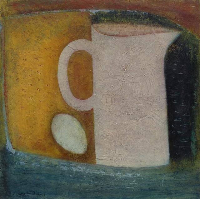 , 'Jug & Egg,' 2018, Thackeray Gallery