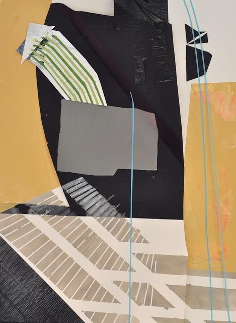 , 'For S. Mockbee,' 2014, Red Arrow Gallery