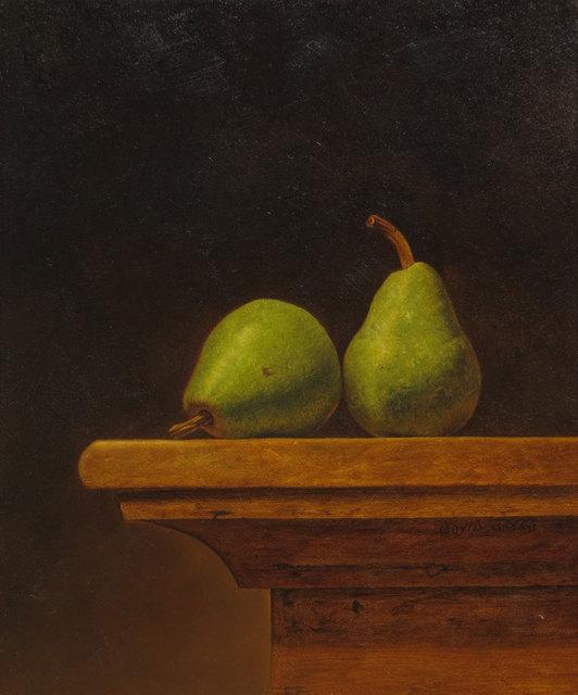 David Brega, 'Pair of Pears', 1991, Vose Galleries