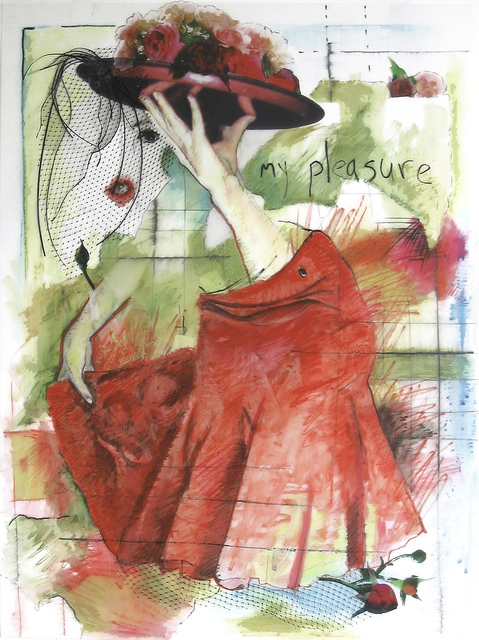 , 'My Pleasure,' ca. 2005, The Red Head Gallery