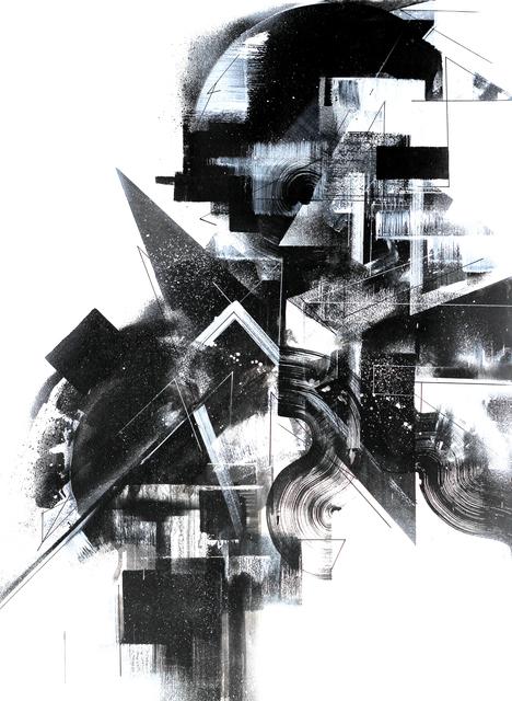 , 'Sentinel I,' 2016, Fousion Gallery