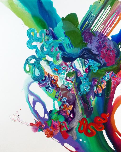 , 'Television Dreams of Tomorrow ,' 2015-2016, Gallery Elena Shchukina