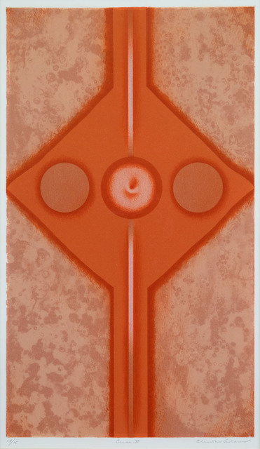 , 'Circe II,' 1965, Addison Rowe Gallery