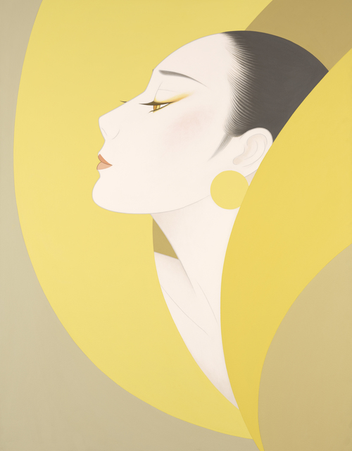 , 'Autumn Yellow,' 2019, Onishi Gallery
