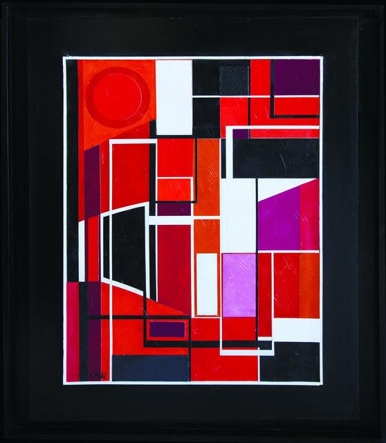 , 'Soleil Rouge,' 2008, BOCCARA ART