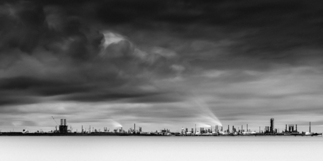 , 'Texas City Dike - Refinery Storm, Texas City, Texas, 2016,' 2016, Catherine Couturier Gallery