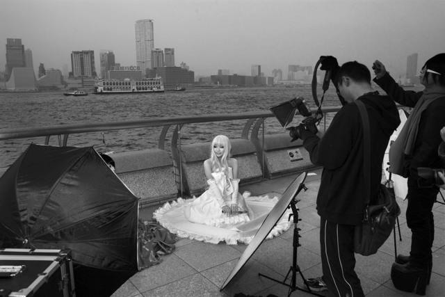 , 'COS Bride (Photo Courtesy of  Yuterri), Victoria Harbour, Hong Kong,' 2011, Pékin Fine Arts