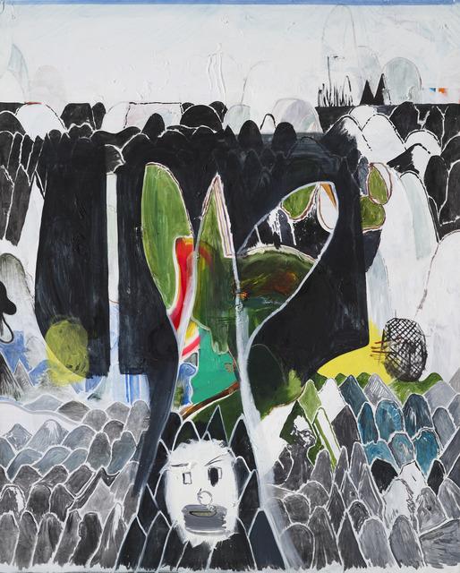, 'A seminal leaf,' 2012, CHOI&LAGER