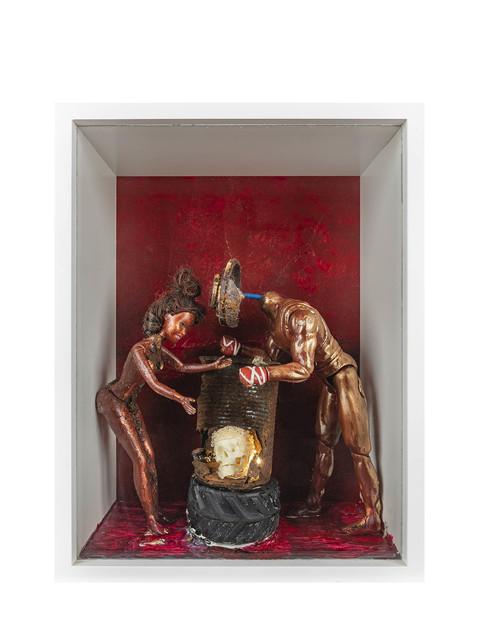 , 'Damian Hirst,' 2019, Van Bavink Gallery