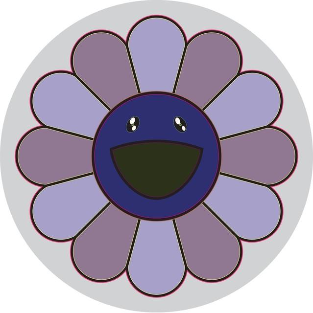 Takashi Murakami, 'Flower of Joy - Plum', 2007, Gagosian