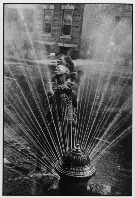 , 'Fire Hydrant Fun, Harlem, NYC  ,' 1963, Gallery 270