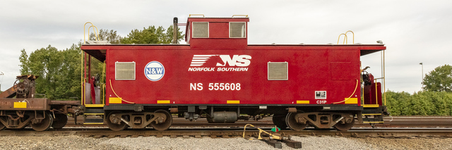 Stephen Mallon, 'NS 555608 Caboose', 2019, Front Room Gallery