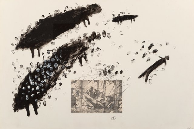 José Bedia, 'Untitled (from Cronicas Americanas series)', 1983, Heritage Auctions