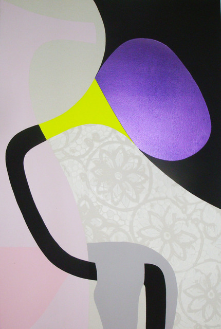 , 'ungulate,' 2012, Herringer Kiss Gallery
