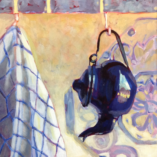 Kathy Dana, 'French Corner', Tim Collom Gallery