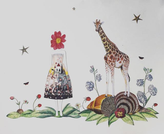 , 'Giraffa,' 2019, Wolf & Nomad