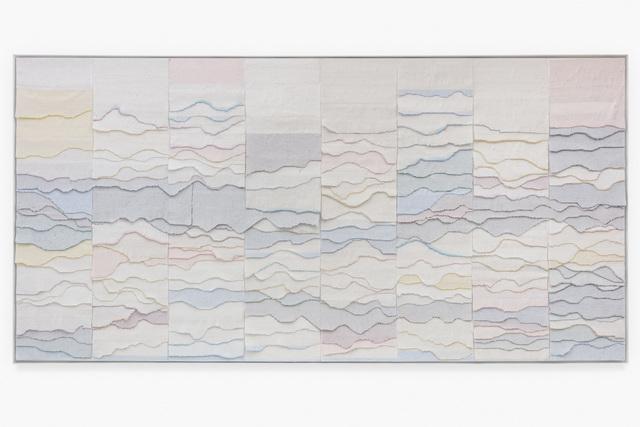 , 'Desire Lines,' 2019, Lehmann Maupin